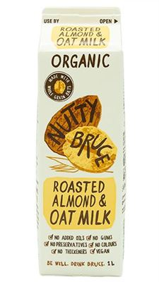 Picture of ORGANIC ROASTED ALMOND & OAT MILK 1L
