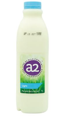 Picture of A2 LIGHT MILK 1L